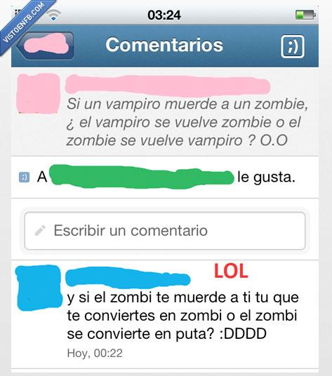 lol,morder,tía,tío,vampiro,zombie