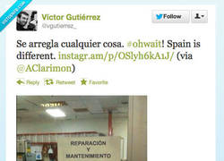 Enlace a Spain is different por @vgutierrez_