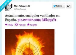 Enlace a Cualquier ventilador en España por @CsarGamiz
