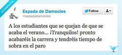 Enlace a Que no cunda el pánico por @espadadamocles
