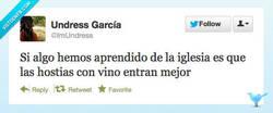Enlace a ¡Alabado sea el señor! por @ImUndress