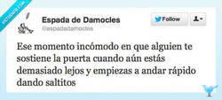Enlace a Ya voy, ya voy por @espadadamocles
