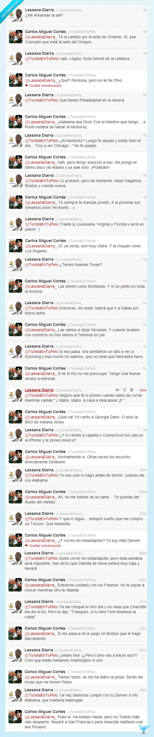 291676 - Geografía Estadounidense por @LassanaDiarra_ y @TuristaEnTuPelo