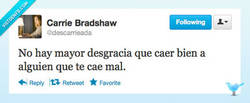 Enlace a Es un momento horrible por @descarrieada