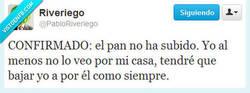 Enlace a Al pan no le afecta el IVA por @PabloRiveriego