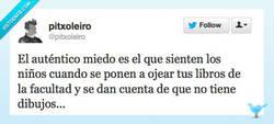 Enlace a Puro terror por @pitxoleiro