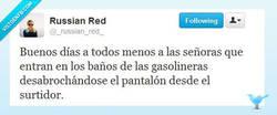 Enlace a Señora, que se le ve el pajarito por @_russian_red_