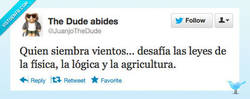 Enlace a Totalmente imposible por @JuanjoTheDude
