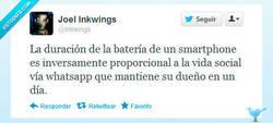 Enlace a Matemáticas del whatsapp por @inkwings