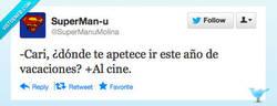 Enlace a Cancún está muy visto por @supermanumolina