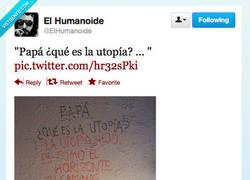 Enlace a ¿Qué es la utopía? por @elhumanoide