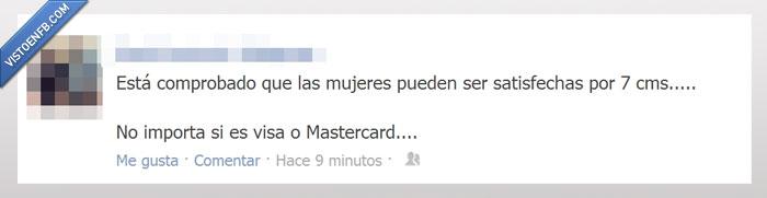 centimentro,credito,mastercard,mujer,satisfaccion,satisfecha,tarjeta,visa