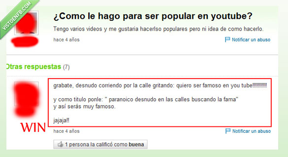calle,desnudo,famoso,paranoico,popular,troll,video,yahoo,youtube
