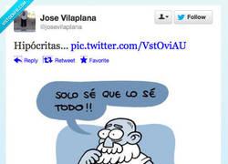 Enlace a Era un incomprendido por @josevilaplana