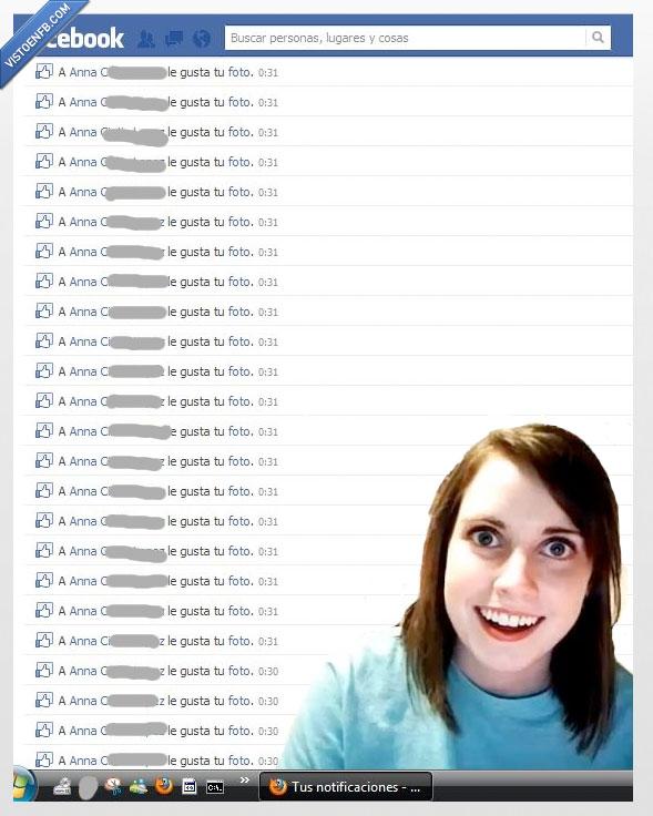 facebook,fotos,me gusta,novia celosa