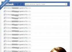 Enlace a Abres tu facebook y...