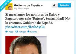 Enlace a ¿Casualidad? No lo creo por @gobiernoespa