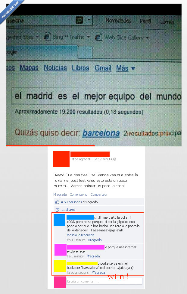 barcelona,barssalona,cutre,facebook,foto,pantalla