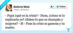 Enlace a ¿Qué es la crisis? por @Malu_Retarded