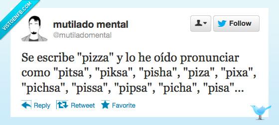 comida,italia,picsa,pizza,pronunciación