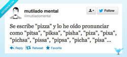 Enlace a Nadie sabe cómo se pronuncia realmente por @mutiladomental