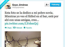 Enlace a ¡Qué grande eres, @goyojimenez