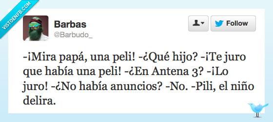 antena 3,anuncios,twitter