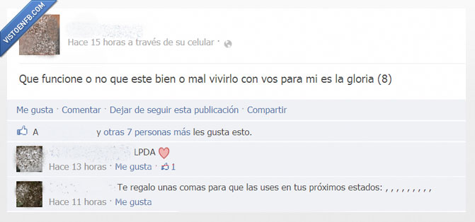 cancion,estado,facebook,sin comas