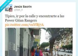 Enlace a Go, go, ¡Power Gitan Rangers! por @syn_4