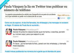 Enlace a Y por eso, ahora @PaulavazquezTV me cae mejor