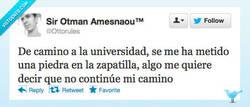 Enlace a Cualquier excusa es buena por @ottorules
