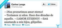 Enlace a Dijiste que me amabas por @carloslanga