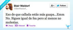 Enlace a Calladita estás más guapa por @blerwaldorf_