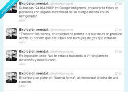 Enlace a Explosión mental por @MenteAlucinante