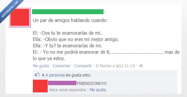 amigos,facebook,friendzone