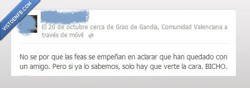 aclarar,amigo,es de Gandía,facebook,Feas,machistas