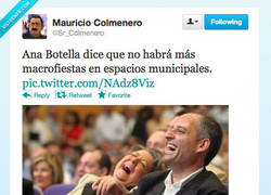 Enlace a Ana Botella nos engaña según @Sr_Colmenero
