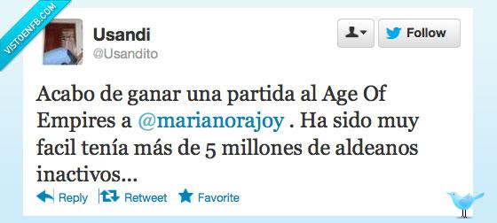 Age Of Empires,Rajoy,Usandi,usandito