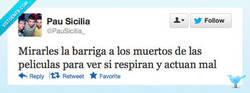 Enlace a Qué mal actor por @PauSicilia_