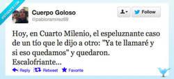 Enlace a NO PUEDE SER por @pabloramirez69