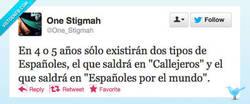 Enlace a Españoles en un futuro por @One_Stigmah