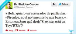 Enlace a ¡Menudo timo! por @DSheldon_Cooper