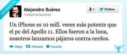 Enlace a Con el iPhone a la luna por @alejandrosuarez