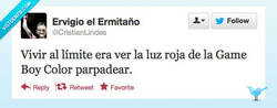 Enlace a La vida al límite por @CristianLindes