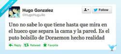 Enlace a La dimensión desconocida @HugoHuguillo