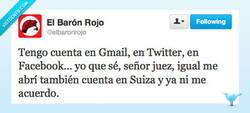 Enlace a Cuentas y más cuentas... por @elbaronrojo