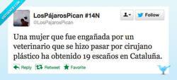 Enlace a Operaciones que salen mal por @lospajarospican