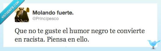 humor negro,negros,racista