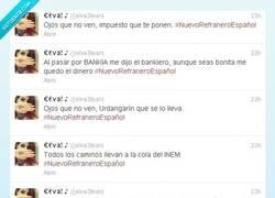 Enlace a Refranero español por @elva3tears