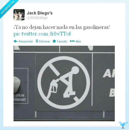 gasolina,gasolinera,prohibido,twitter,wtf